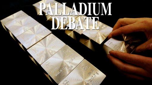 Commentators differ on whether recent price slide indicates palladium bubble has burst