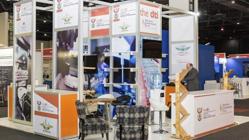 INDUSTRY GROWTH The DTI looks forward to exchanging lessons and experiences to unpack challenges and identify solutions for growth across the manufacturing sector