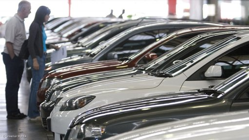 Exports, new-vehicle sales both down in May