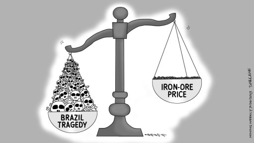 DEATHS BRING IRON-ORE TO LIFE: