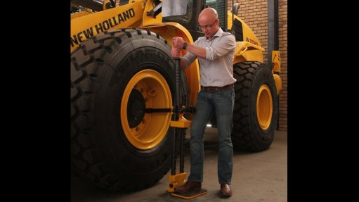 Slogging hammer, wheel slogger upgrades offer safer maintenance