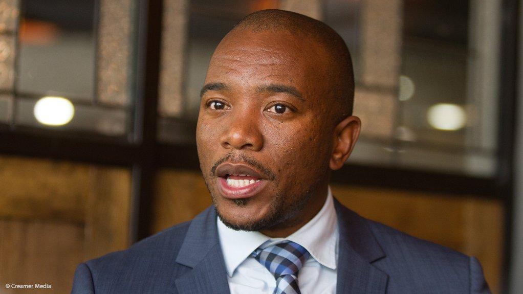 DA Leader, Mmusi Maimane