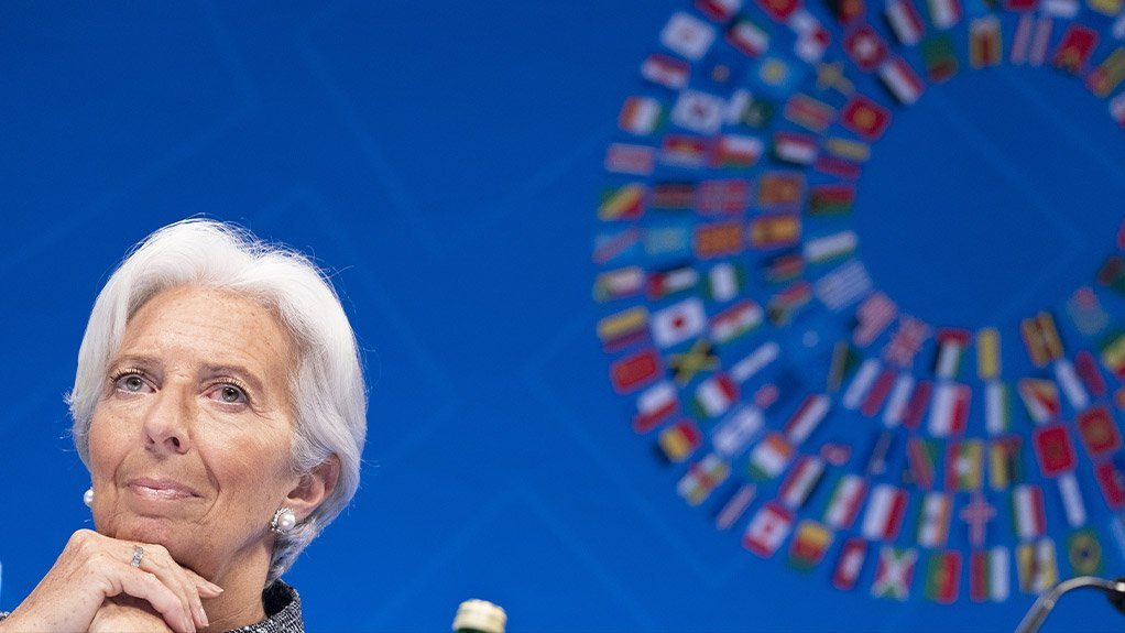 IMF MD Christine Lagarde