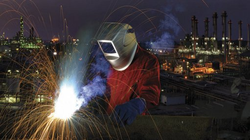 WELDING WANT There is a shortage of welding industry professionals and a need for highly-skilled individuals