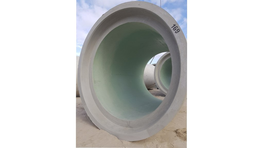 DEMANDING CONDITIONS  AKS is used in a diverse range of chemically aggressive applications such as mining, water treatment and conveyance of sewage