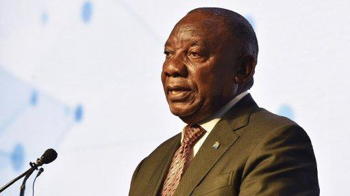 Ramaphosa praises ILO's social justice approach