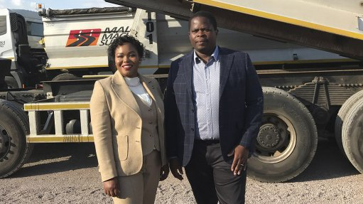 Black-owned asphalt firm opens its doors in Limpopo