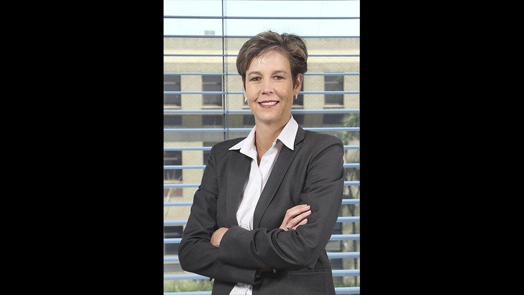 Standard Bank power head Rentia van Tonder