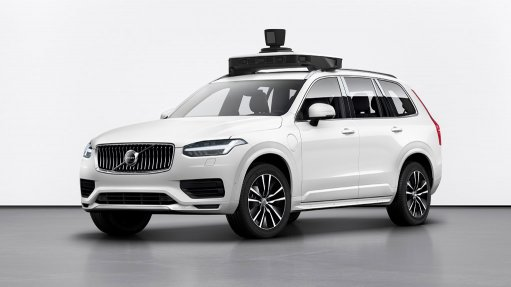 Volvo Cars and Uber unveil production vehicle ready for self-driving