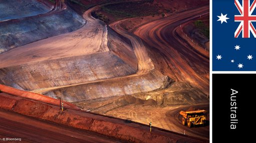 Corruna Downs iron-ore project, Australia