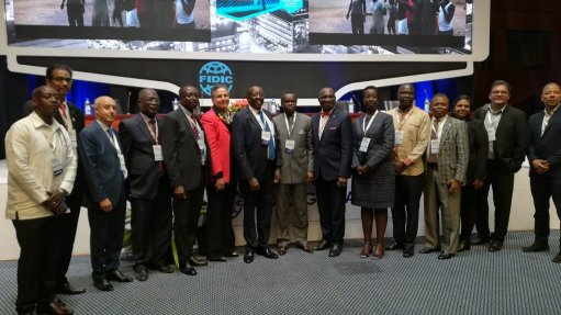 CLUED-UP CONSULTING  Delegates attending the FIDIC GAMA event spoke of infrastructure procurement and funding models