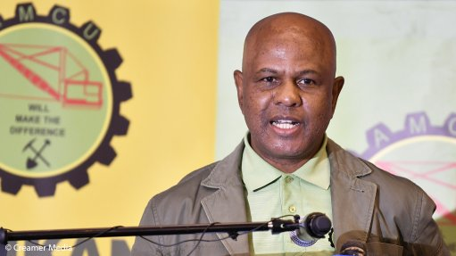 AMCU seeks basic wage of R17 000 for members in platinum sector