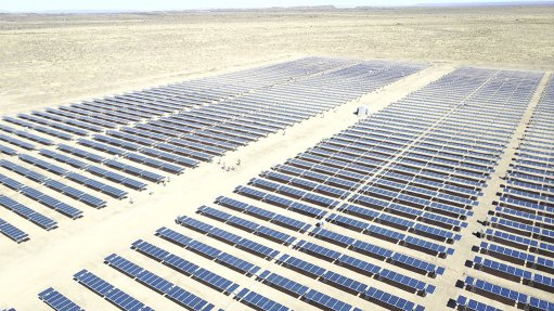 Mergence's investment in Namibian solar plant signals further localisation