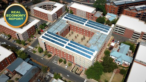 Wits launches first solar district heating system in South Africa