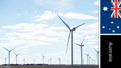 Mortlake South Wind Farm, Australia