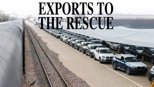 As South African demand stagnates, auto exports set new records