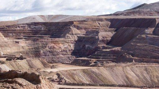 Florida Canyon mine, US