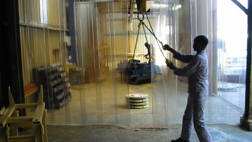 Quality Strip Curtains Offer Affordable Solution