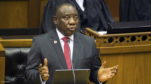 Ramaphosa places expanded African trade at heart of re-industrialisation effort