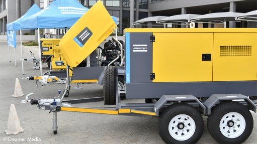 Atlas Copco South Africa moving with the 4IR times