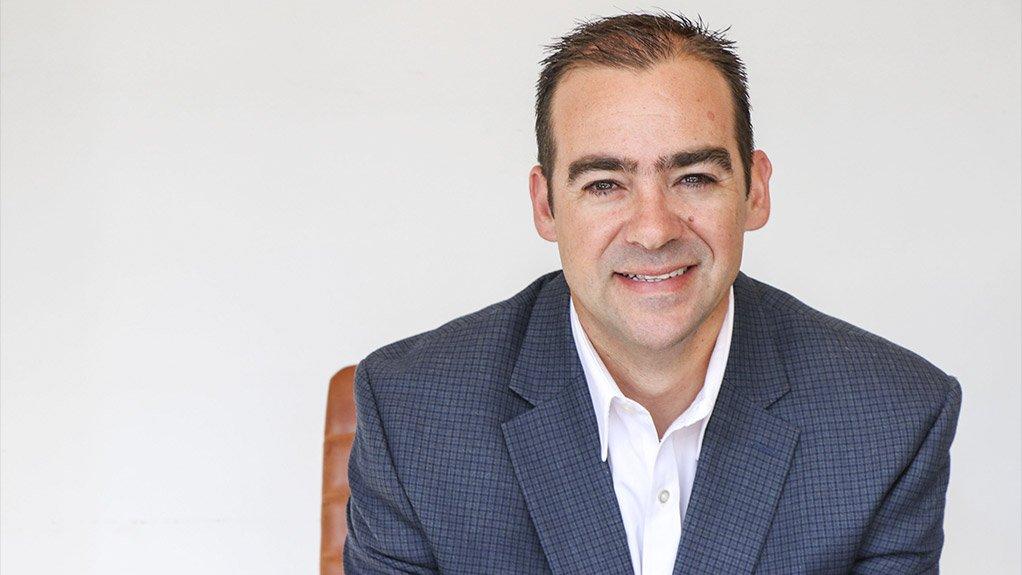 Bridgestone CEO Jacques Fourie