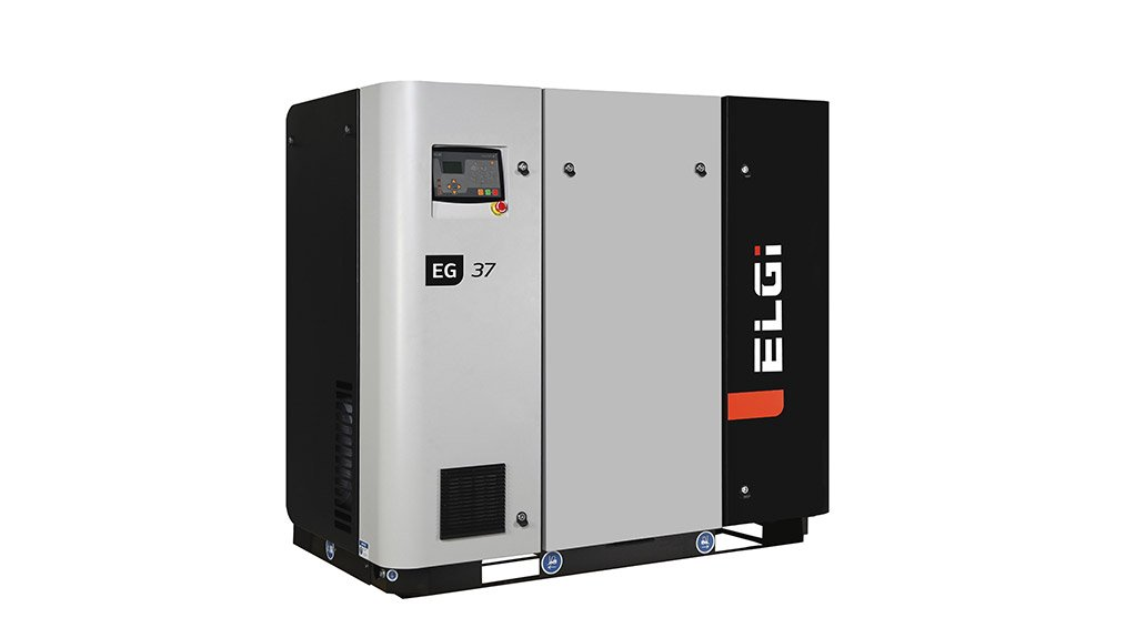 OPTIMAL PERFORMANCE The smart custom designed and engineered ELGi Neuron Controller allows for seamless remote monitoring and control of the compressor's overall performance