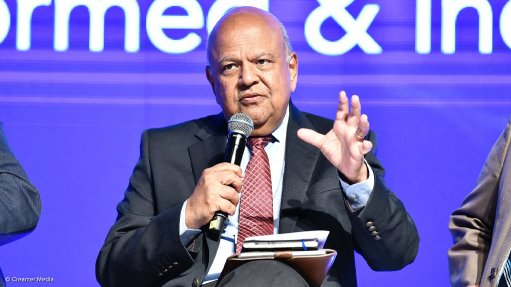 Everyone has a choice to indulge in corrupt behaviour or not – Gordhan