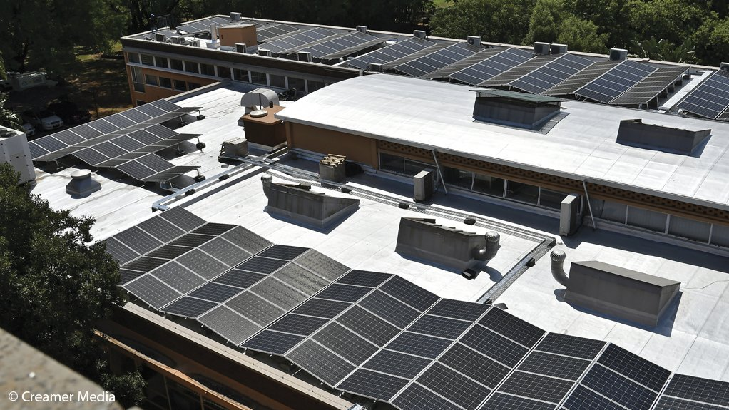 ENTICING With their long life-span, solar photovoltaic panels can easily pay themselves off in a couple of years, thereby resulting in cheaper electricity over the long term