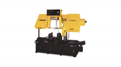 Everising's fully automatic bandsaws are at the cutting edge of world steel processing technology