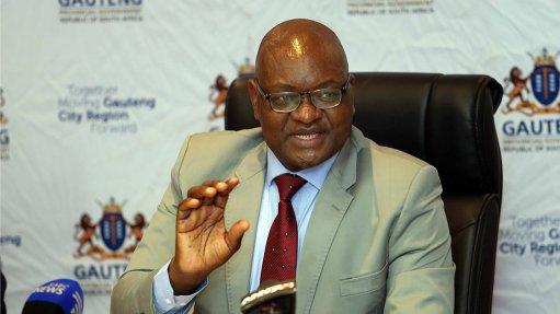 Gauteng government awaits lifestyle audits says Makhura