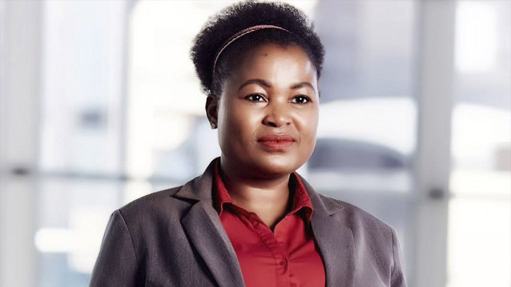 CSIR research group leader for the energy industry Ntombifuthi Ntuli