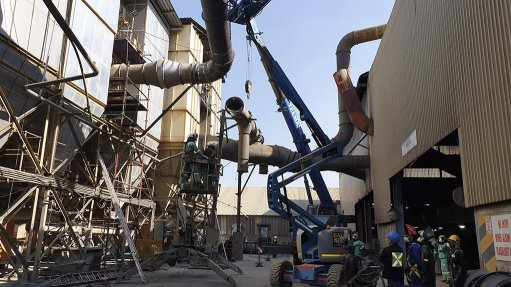 BAGHOUSE EXTRACTIONS  About Air Pollution designed, fabricated and supplied various baghouse extraction systems, ducting and ancillary equipment from various furnaces for recycling company Fry's Metals