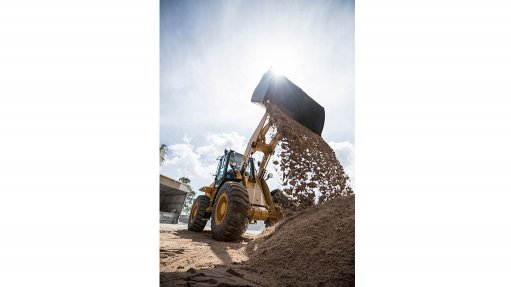 New wheel loader ensures flexible features