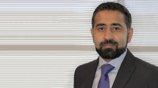 Deloitte Africa partner Mohsin Khan