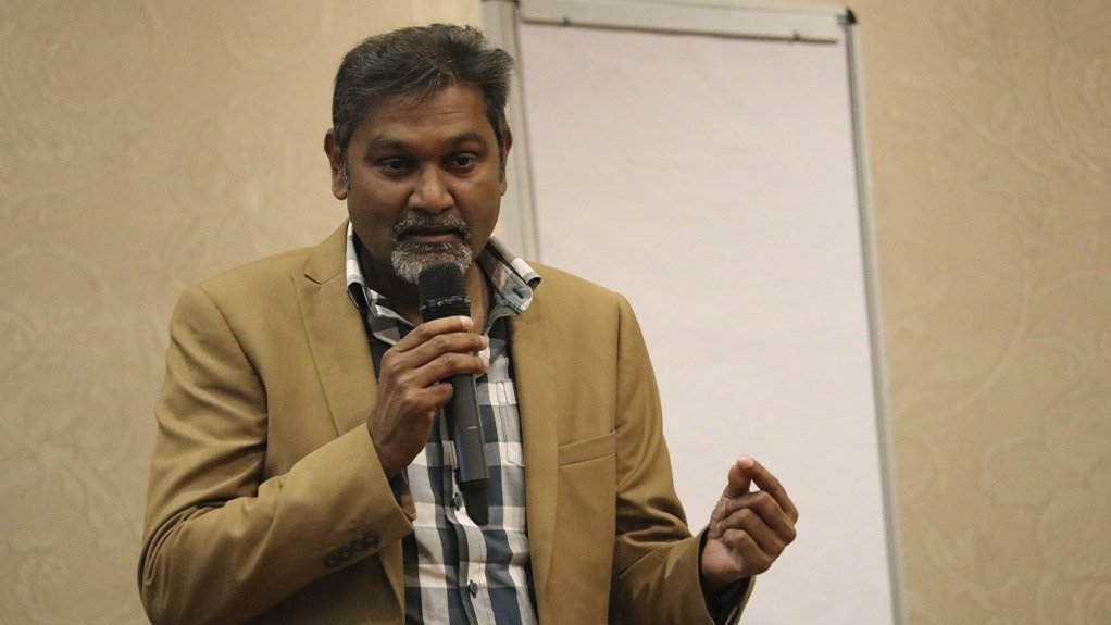 DHESIGEN NAIDOO South Africa has always faced water issues, but its local innovation has, to a point, managed to keep the country afloat
