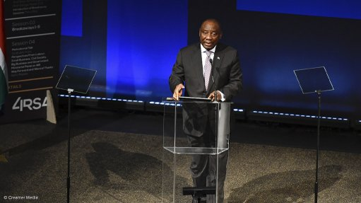 Ramaphosa throws weight behind 4IR as South Africa's growth accelerator