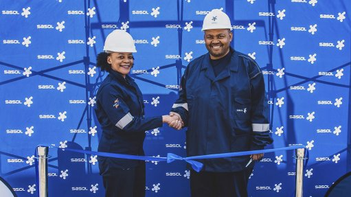New Alrode fuel depot to guarantee security of supply, efficient service