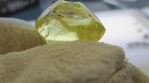 Firestone recovers 54 ct yellow diamond at Liqhobong