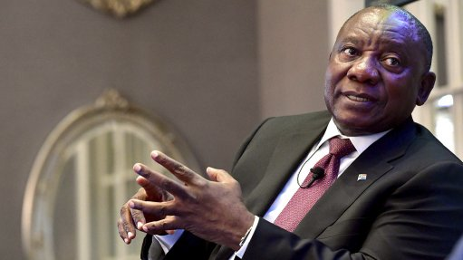 Ramaphosa says he will discuss Zim's energy woes with Eskom