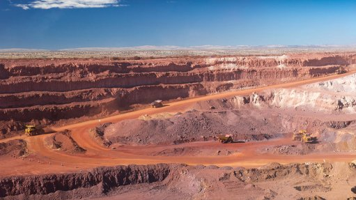 Kumba leading production output in South African iron-ore sector