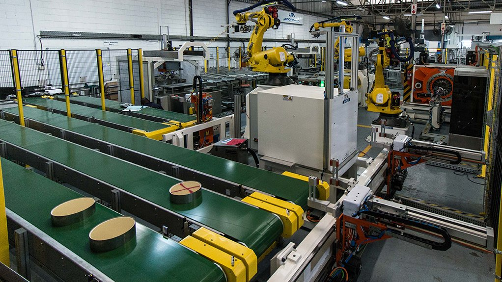 LEARNING CURVE There is a focus on reintroducing manual processes on assembly lines where automated process are no longer sensible