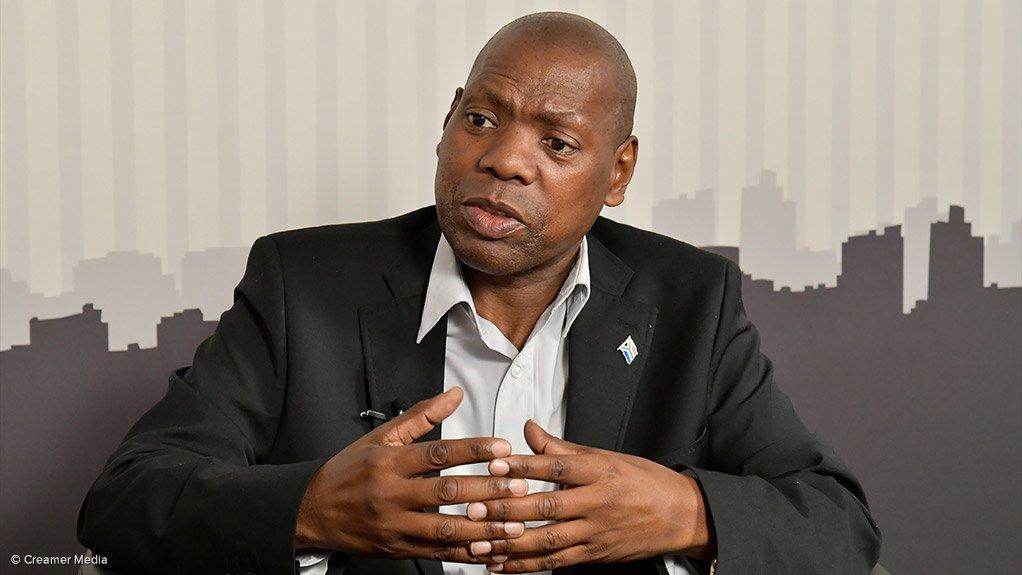 ANC treasurer-general Zweli Mkhize