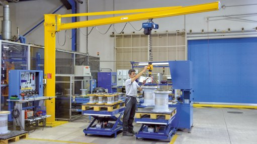 KBK Light Crane Systems – Flexible And Affordable