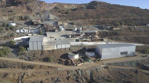Avino mine, Mexico