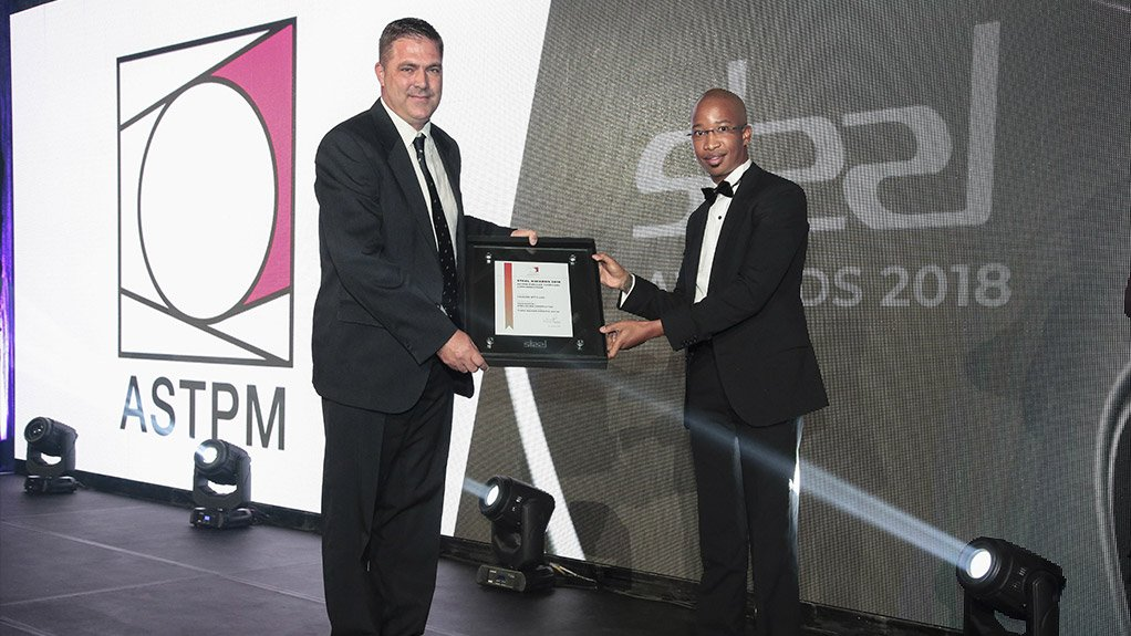 STEEL EXCELLENCE  As the industry is currently under strain, the steel awards are a necessary and an enduring reminder for every participant to persist amid adversity