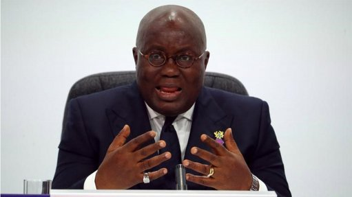 Ghana's President Akufo-Addo named best African president by research poll