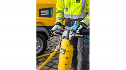 Handheld pneumatic 'tools of the trade' from Atlas Copco