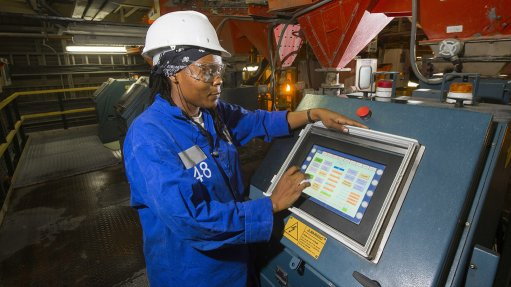 TECHNICAL TRANSFORMATION More needs to be done to build the pipeline of women equipped to take on technical roles in the mining sector