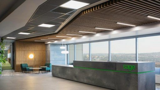 Paragon adds South African flair to Sage fit-out in Waterfall Gateway West