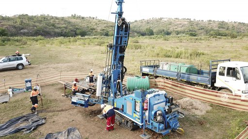 Drill rig improves sample recovery in variable conditions